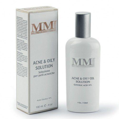 M&m acne & oily skin gel 120 ml marki Mene & moy system