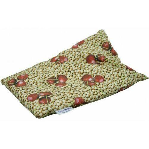 Poduszka ogrzewająca z pestkami czereśni Sherry, 20 x 30 cm (8594161071617)