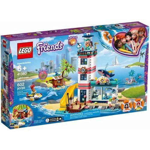 41380 CENTRUM RATUNKOWE W LATARNI MORSKIEJ (Lighthouse Rescue Centre) KLOCKI LEGO FRIENDS