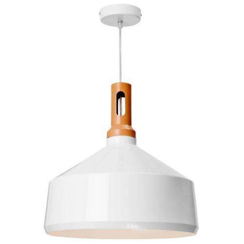 Lampa wisząca LIGHT PRESTIGE Menfi LP-1229/1P Biały + DARMOWY TRANSPORT!, kolor Biały