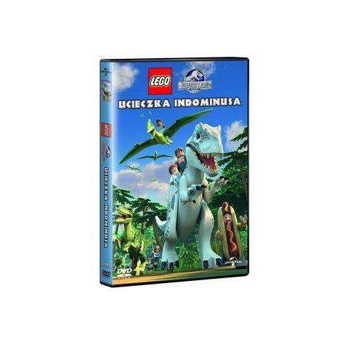 Lego Jurassic World Ucieczka Indominusa - Dostawa 0 zł