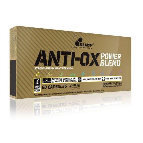 Kapsułki OLIMP Anti-Ox Power Blend™ Mega Caps® - 60 kaps.