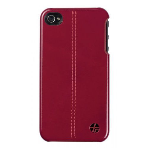 Etui Trexta Snap Classic iPhone 4/ 4s - Red