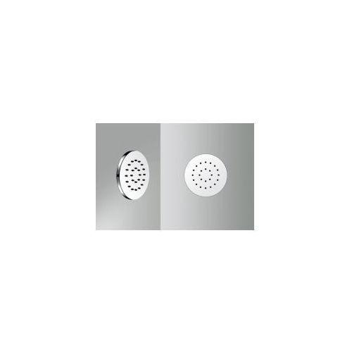 Naścienna dysza hydromasażowa aq731 marki Sapho