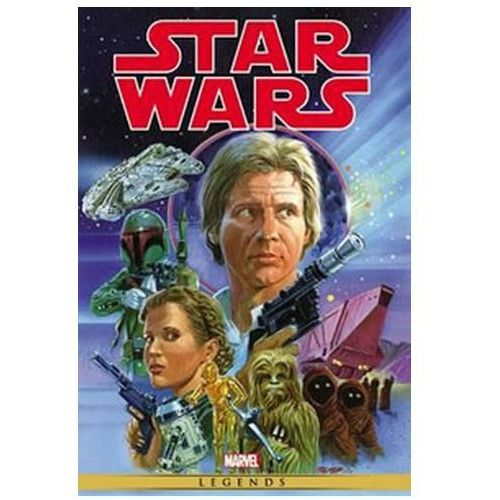 Star Wars: the Original Marvel Years Omnibus Volume 3