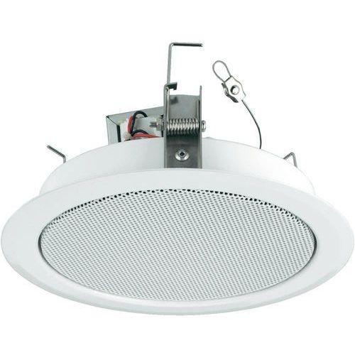 Głośnik sufitowy pa do zabudowy  edl-68/ws, 104 db, moc rms: 3 w, 100 - 19 000 hz, 100 v, kolor: biały, 1 szt. marki Monacor