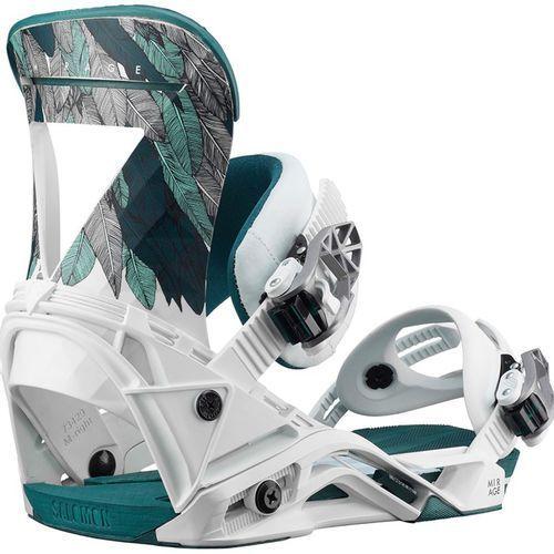 Potestowe wiązania snowboardowe mirage r.s (35-39) 2019 marki Salomon