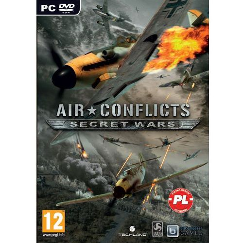 Air Conflicts Secret Wars (PC)