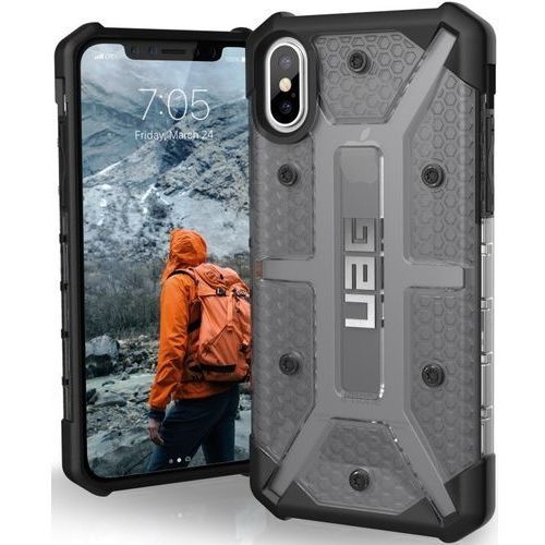 Etui URBAN ARMOR GEAR IPHX-L-AS do iPhone X Czarny