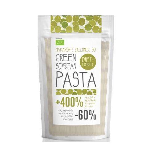 Organiczny makaron z zielonej soi 200g marki Diet-food