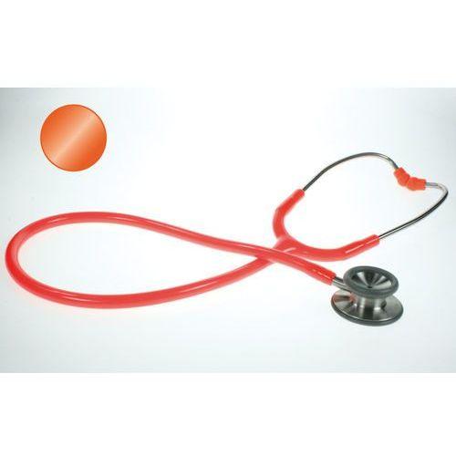 Stetoskop internistyczny  magister - pomarańczowy marki Spengler