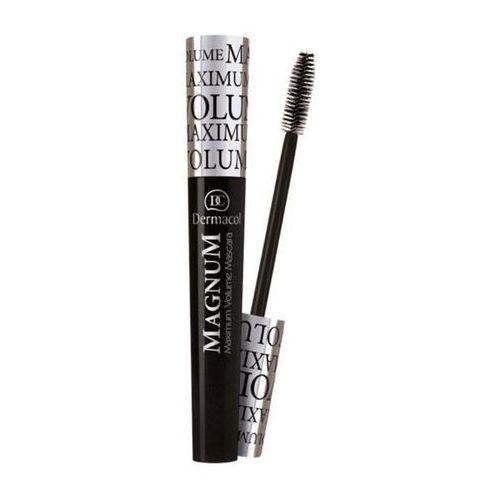 magnum-maximum volume mascara 9ml w tusz do rzęs odcień 01 czarny od producenta Dermacol