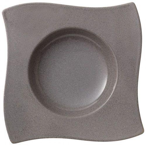 Villeroy&boch - talerz głęboki newwave stone 24 cm (4003686311800)