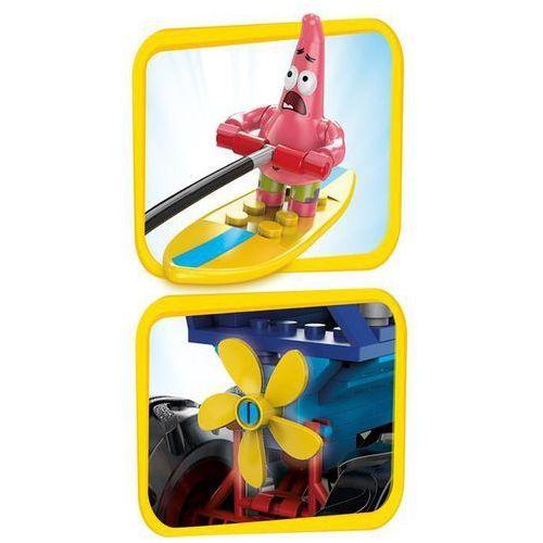 Mega Bloks Spongebob Łódź rajdowa*