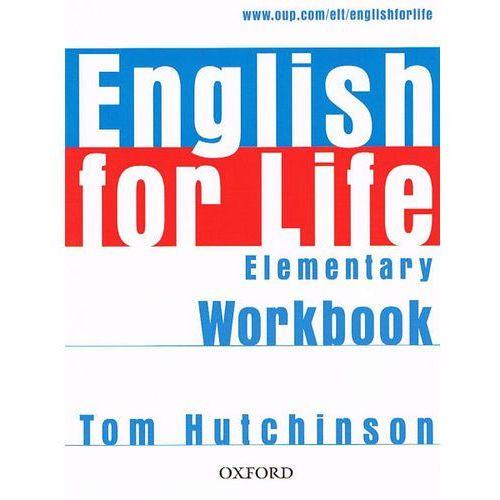 English for Life Elementary Ćwiczenia Bez Klucza, pozycja wydawnicza