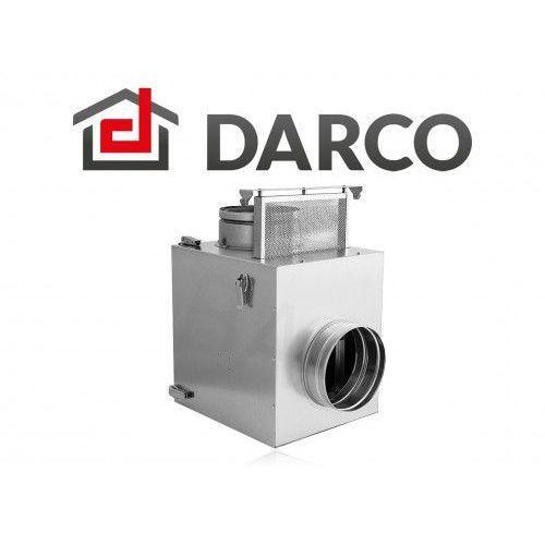 Bypass z filtrem do aparatu nawiewnego (turbiny) an3 150mm (ban3) marki Darco