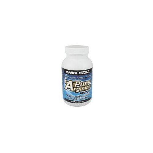 Arginine EXTRA Pure - maksymalna przyjemność; 120 kapsułek!, 03-01-10