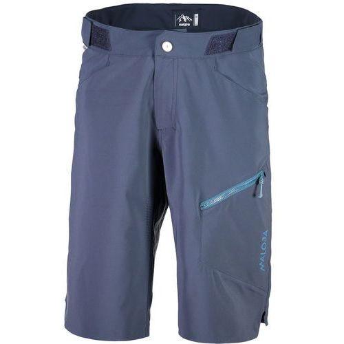 Maloja luism. spodnie rowerowe mężczyźni niebieski m 2018 spodenki rowerowe