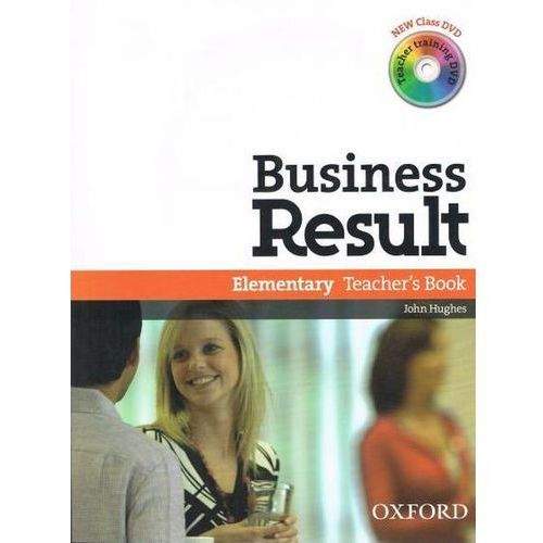 Business Result Elementary Teachers Book New Pack (DVD), Oxford University Press