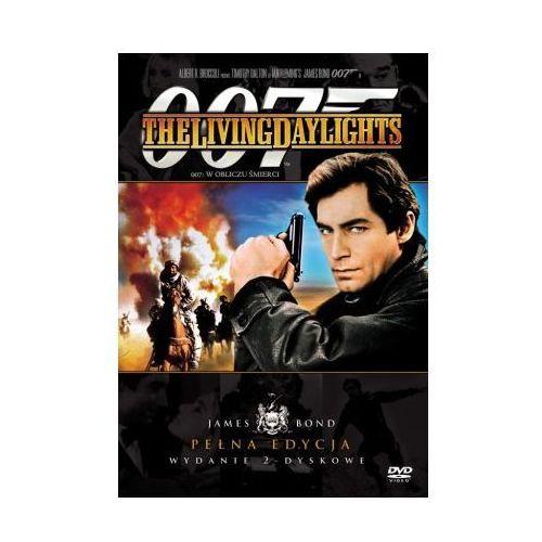 James Bond ekskluzywna edycja 2-płytowa: 007 W obliczu śmierci (DVD) - John Glen