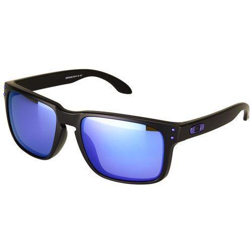 holbrook okulary rowerowe julian wilson czarny 2018 okulary przeciwsłoneczne marki Oakley