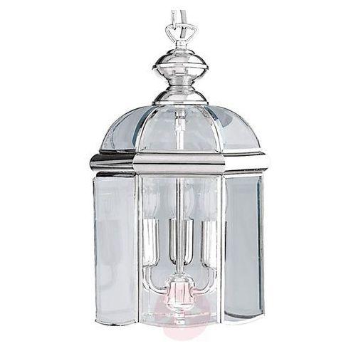 Chromowana błyszcząca lampa wisząca ARLIND, chrom, 5133CC