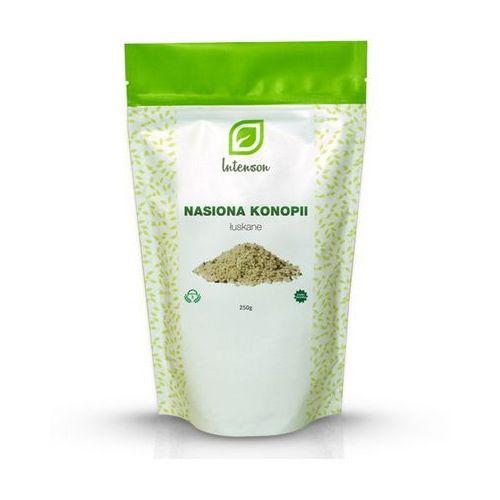 Łuskane nasiona konopi (cannabis sativa) 250g marki Intenson europe - OKAZJE