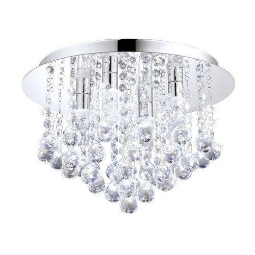Plafon Eglo Almonte 94878 lampa sufitowa 4x2,5W G9 LED IP44 chrom (9002759948788)