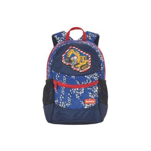 Scout scouty plecak - budowa (4007953402734)