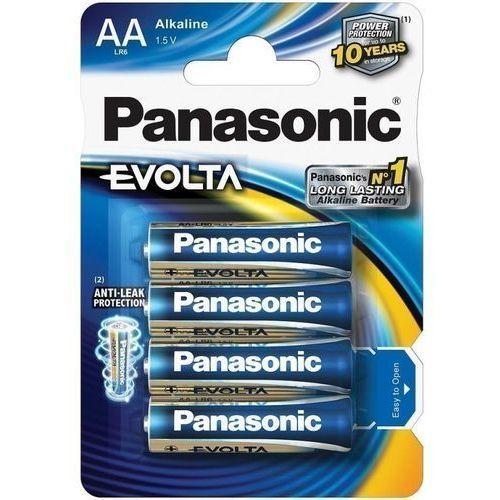 Panasonic EVOLTA Platinum AA LR6EGE/4BP 4 szt. Mignon (0236895) Darmowy odbiór w 22 miastach!