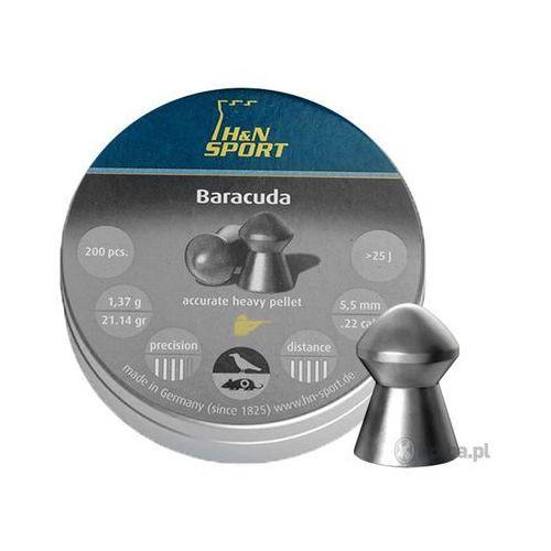 Śrut diabolo H&N Baracuda 5,5 mm 200 szt. - sprawdź w wybranym sklepie