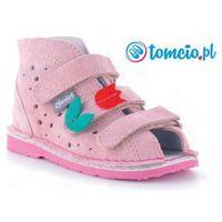 profilaktyczne buty wzór 260/270 kolor różowy marki Daniel