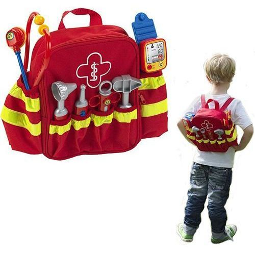 4314 plecaczek lekarski z wyposażeniem marki Klein