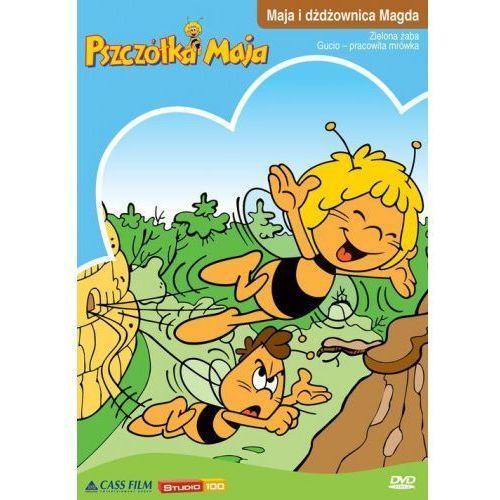 Pszczółka Maja - Maja i dżdżownica Magda, 87431203317DV (7833161)