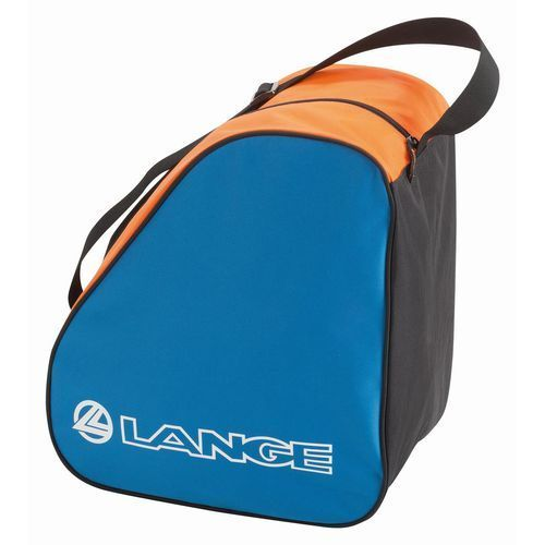 Lange Pokrowce na buty i kaski basic boot bag niebieski/pomarańczowa -