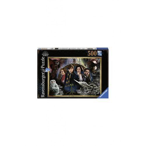 Puzzle Fantastyczne Zwierzęta 2Y36FQ