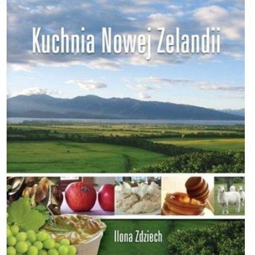 Kuchnia Nowej Zelandii (272 str.)