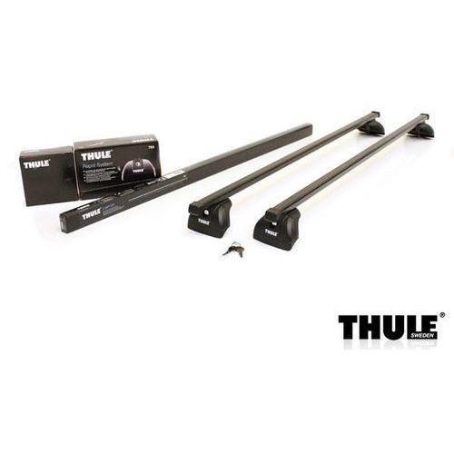 Bagażnik dachowy  bmw seria 5 e60 sedan 2004-2010 (normalny dach) marki Thule
