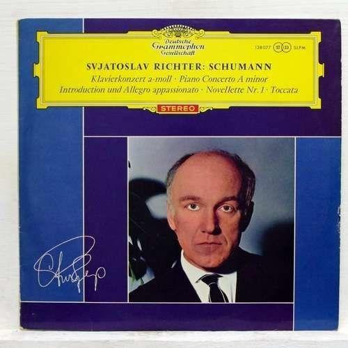 Sviatoslav Richter - SCHUMANN:PIANO CONCERTO (ORIGINALS), 4474402