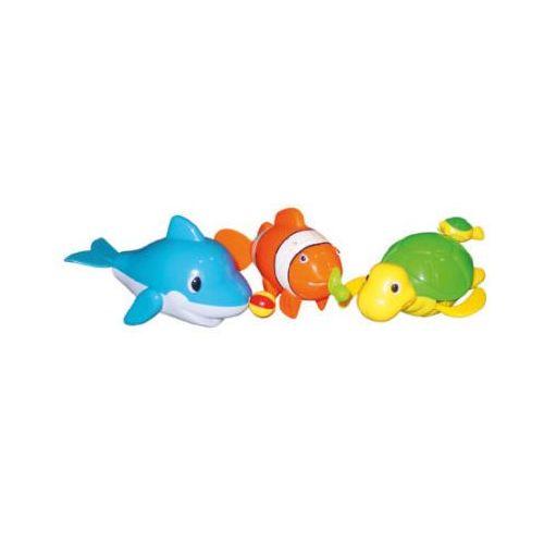 pływające zwierzątka do kąpieli 16 cm marki Bieco