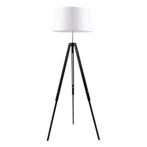 Spotlight Lampa podłogowa spot light tripod 1x60w e27 czarny/chrom/biały 6021004