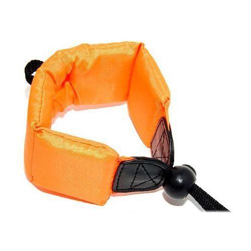 JJC Pasek wyporowy, wodoodporny do aparatu, pomarańczowy