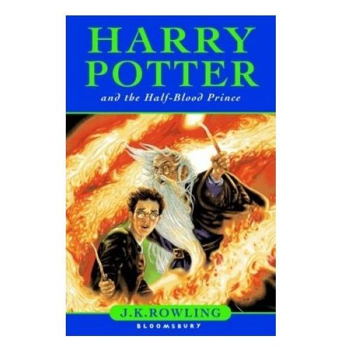 Harry Potter and the Half-Blood Prince (9780747581086)