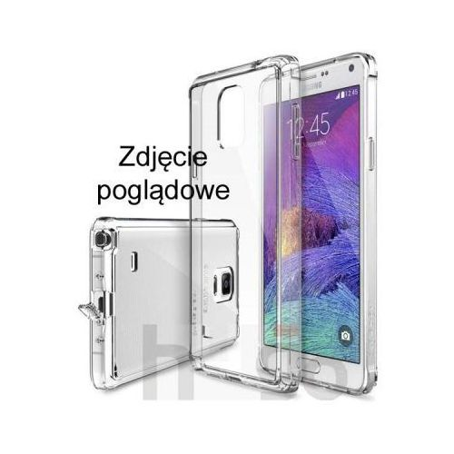 Goospery Futerał back case mercury clear jelly samsung galaxy note 4 n910 (5902610300806)