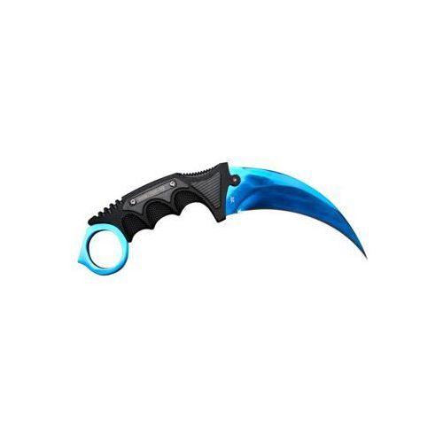 Nóż FADECASE 1015 Karambit Elite - Blue Steel