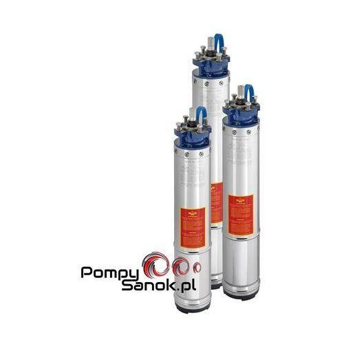 """Silnik do pompy głębinowej 4"""" nbs 4 075m - w opcji z zabezpieczeniem lub skrzynką rozruchową marki Coverco"""