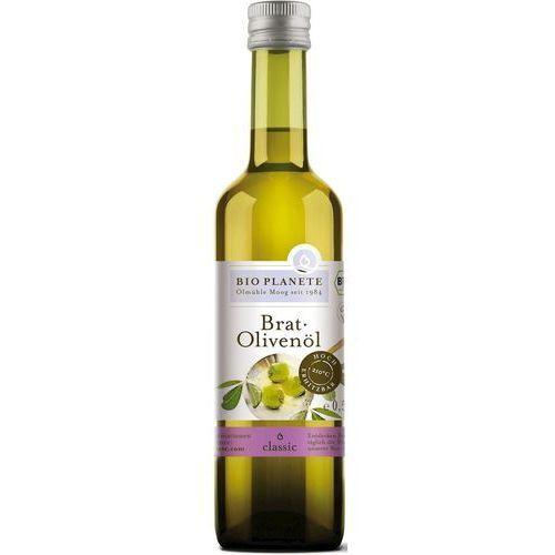 Oliwa z oliwek do smażenia bio 500 ml - bio planete marki Bio planete (oleje i oliwy)