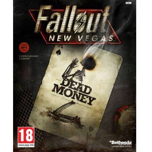Fallout New Vegas Dead Money (PC)