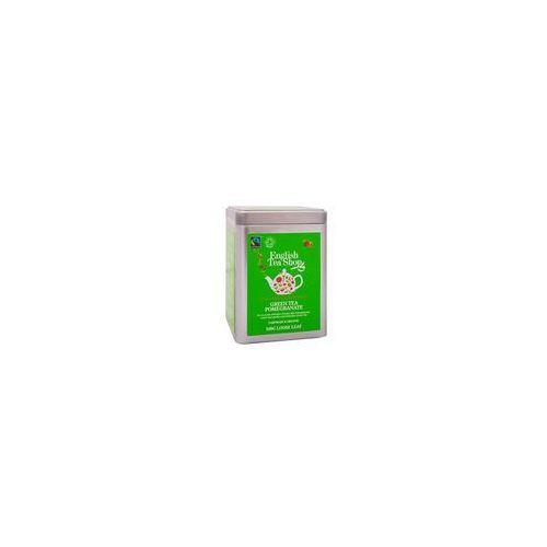 English tea shop Ets green tea pomegranate 100 g puszka