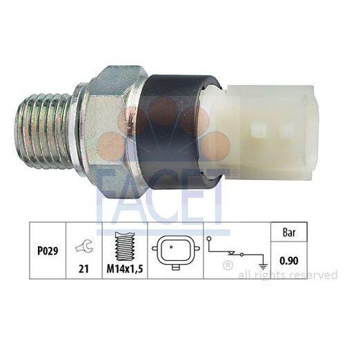 Włącznik ciśnieniowy oleju  7.0179 marki Facet